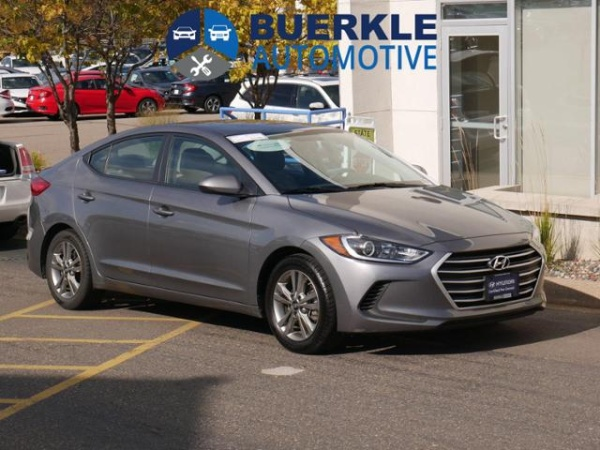 2018 Hyundai Elantra in White Bear Lake, MN
