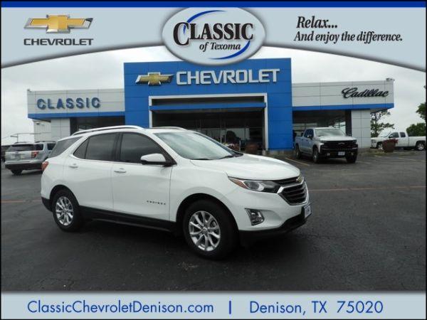 2018 Chevrolet Equinox in Denison, TX