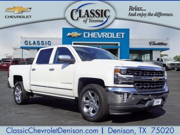 2018 Chevrolet Silverado 1500 in Denison, TX