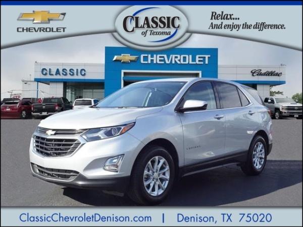 2019 Chevrolet Equinox in Denison, TX