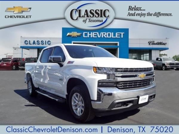 2020 Chevrolet Silverado 1500 in Denison, TX