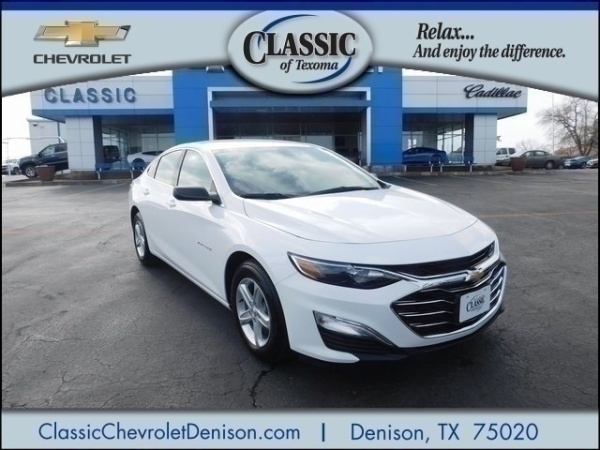 2019 Chevrolet Malibu in Denison, TX