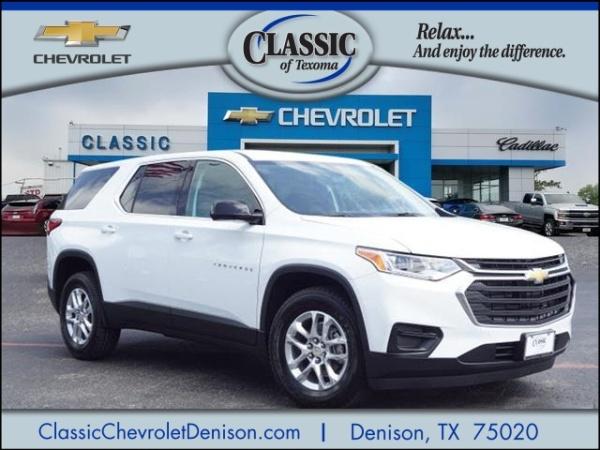 2019 Chevrolet Traverse in Denison, TX