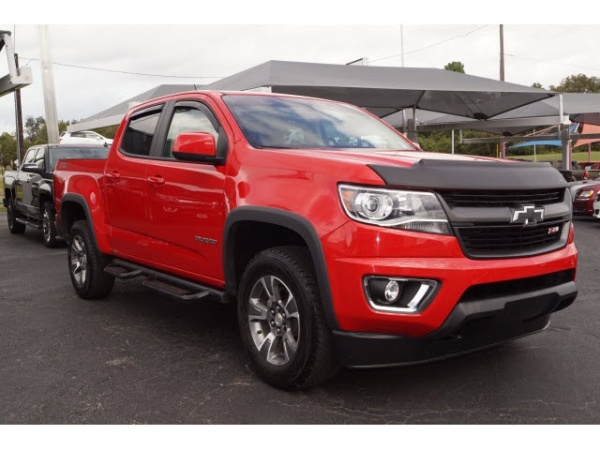 2018 Chevrolet Colorado in Denison, TX