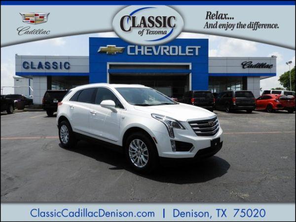 2017 Cadillac XT5 in Denison, TX