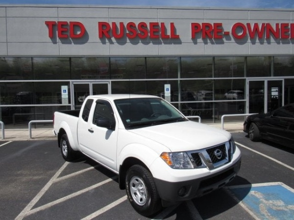 2018 Nissan Frontier in Knoxville, TN