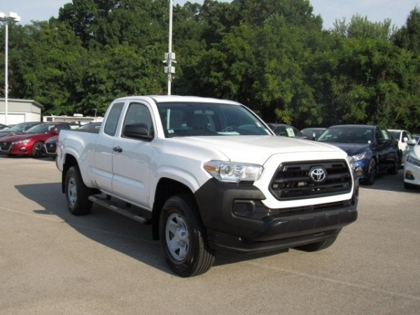 2017 Toyota Tacoma in Knoxville, TN