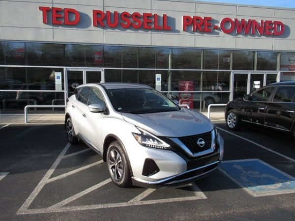 2019 Nissan Murano in Knoxville, TN