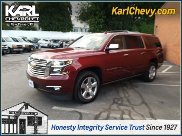 2019 Chevrolet Suburban Premier 4wd For Sale In New Canaan