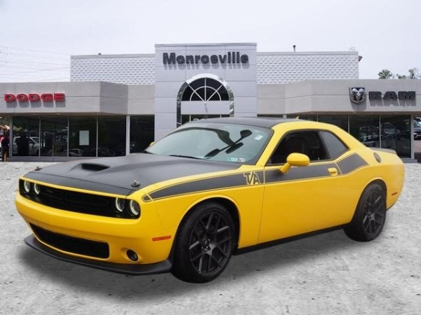 2017 Dodge Challenger in Monroeville, PA