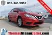 2018 Nissan Sentra SV CVT for Sale in Joliet, IL