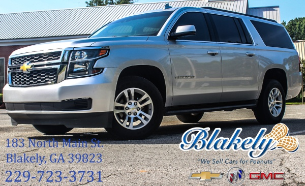2015 Chevrolet Suburban in Blakely, GA