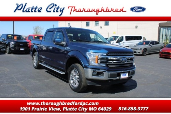 2018 Ford F-150 in Platte City, MO