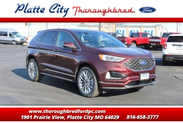2020 Ford Edge in Platte City, MO