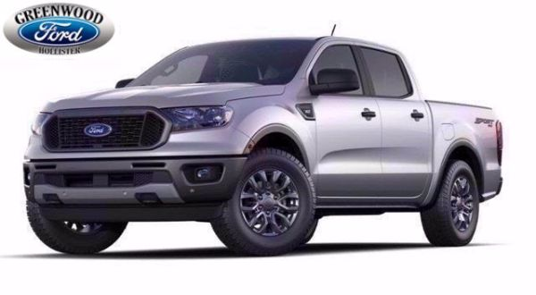 2020 Ford Ranger in Hollister, CA