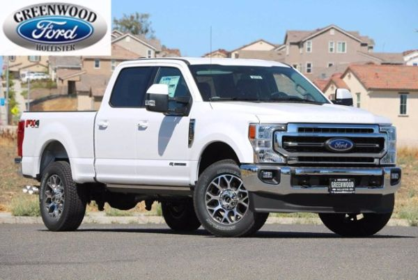 2020 Ford Super Duty F-250 in Hollister, CA