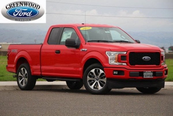 2019 Ford F-150 in Hollister, CA