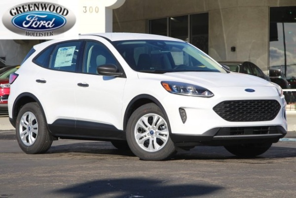 2020 Ford Escape in Hollister, CA