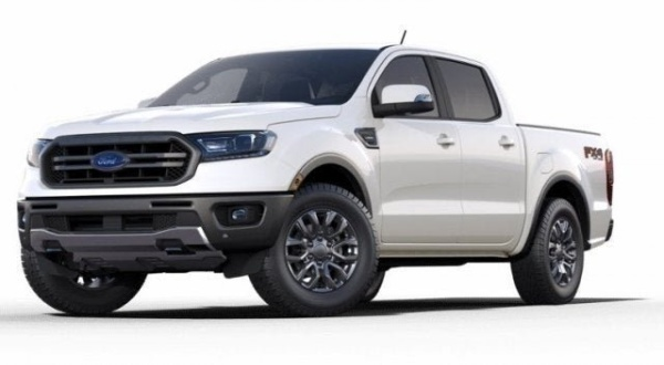 2019 Ford Ranger in Hollister, CA