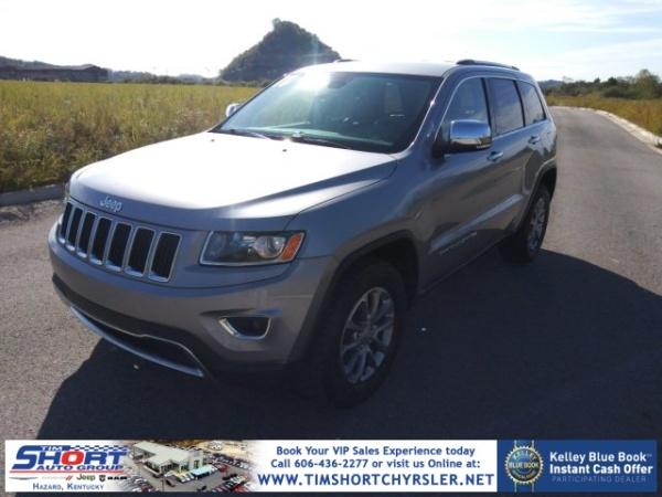 2016 Jeep Grand Cherokee in Hazard, KY