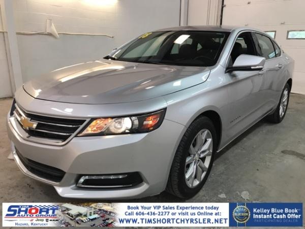 2018 Chevrolet Impala in Hazard, KY