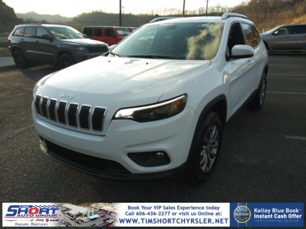 2020 Jeep Cherokee in Hazard, KY