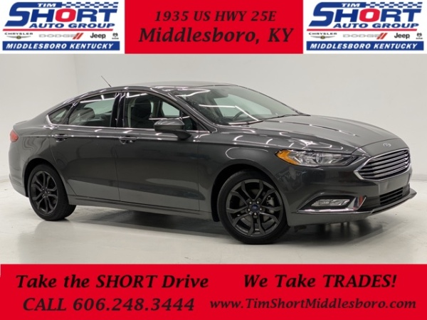 2018 Ford Fusion in Middlesboro, KY