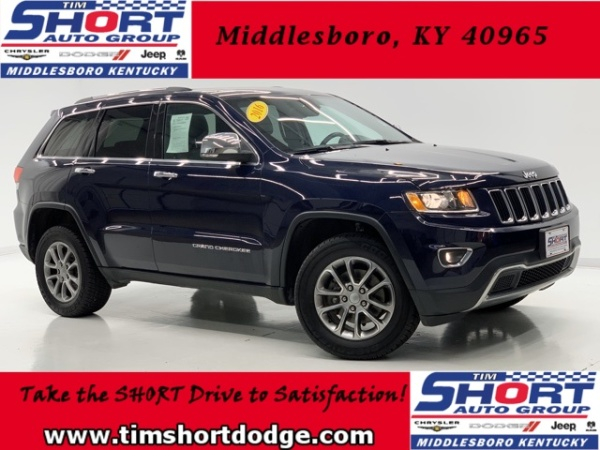 2016 Jeep Grand Cherokee in Middlesboro, KY