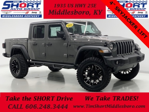 2020 Jeep Gladiator in Middlesboro, KY