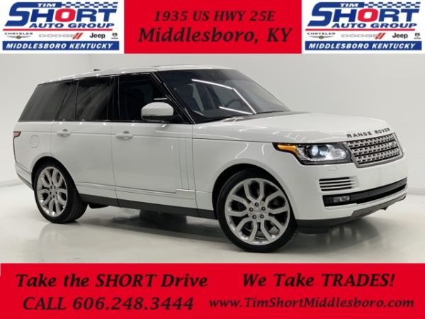 2017 Land Rover Range Rover in Middlesboro, KY