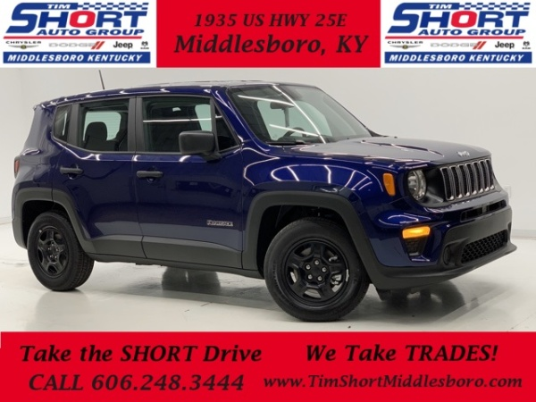 2020 Jeep Renegade in Middlesboro, KY