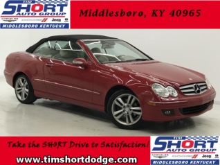 Used 2009 Mercedes Benz CLK CLK 350 Cabriolet For Sale In Middlesboro, KY