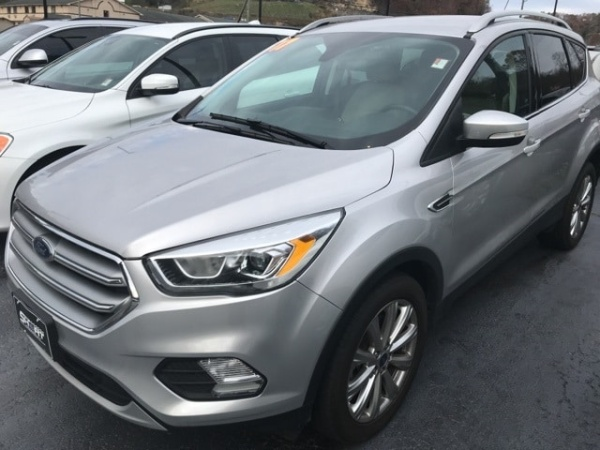 2017 Ford Escape in Hazard, KY