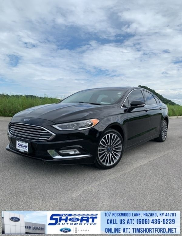 2018 Ford Fusion in Hazard, KY