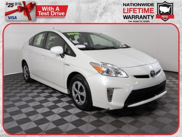 2015 Toyota Prius in Holiday, FL