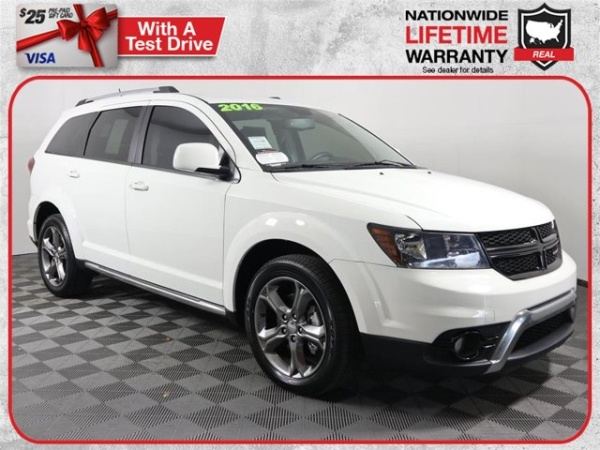 2016 Dodge Journey in Holiday, FL