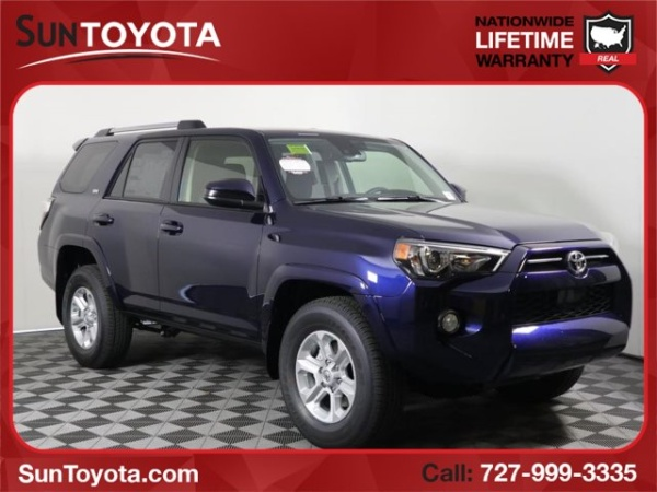 2020 Toyota 4Runner in Holiday, FL