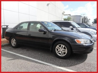 Used 2000 Toyota Camry XLE I4 Automatic For Sale In Holiday, FL