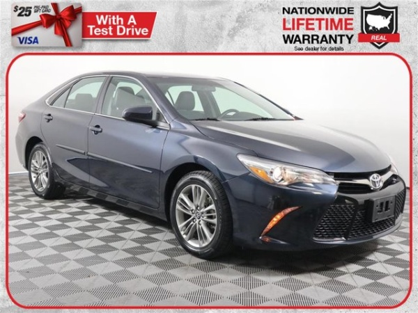 2017 Toyota Camry in Holiday, FL