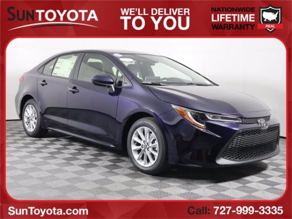 2021 Toyota Corolla in Holiday, FL
