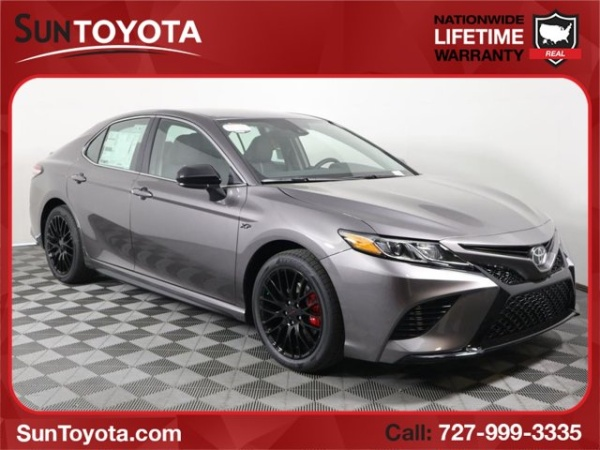 2020 Toyota Camry in Holiday, FL