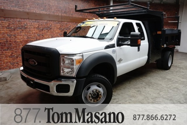 2016 Ford Super Duty F-550 in Reading, PA