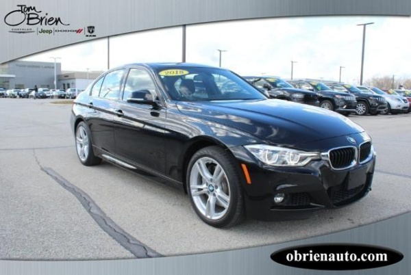 2018 BMW 3 Series in Indianapolis, IN