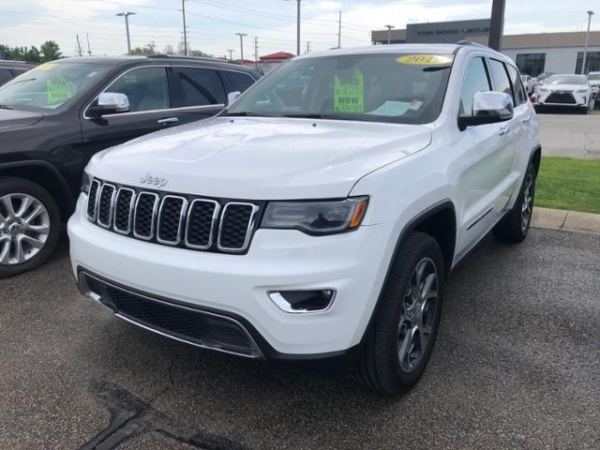 2019 Jeep Grand Cherokee in Indianapolis, IN