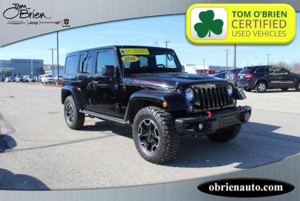 2016 Jeep Wrangler in Indianapolis, IN