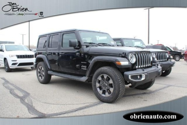2020 Jeep Wrangler in Indianapolis, IN