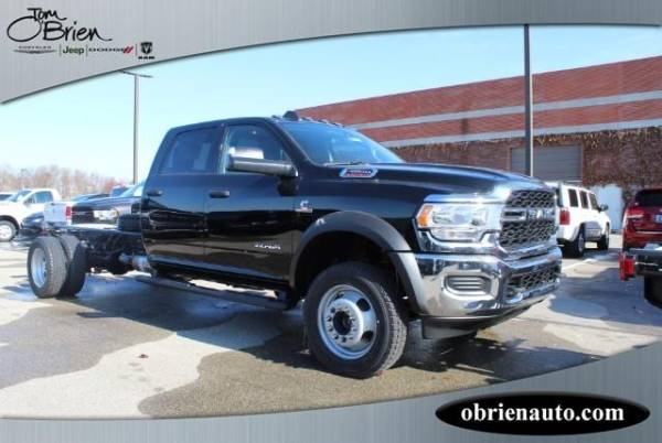2019 Ram 4500 Chassis Cab in Indianapolis, IN
