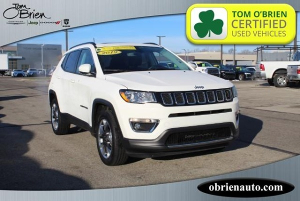 2019 Jeep Compass in Indianapolis, IN