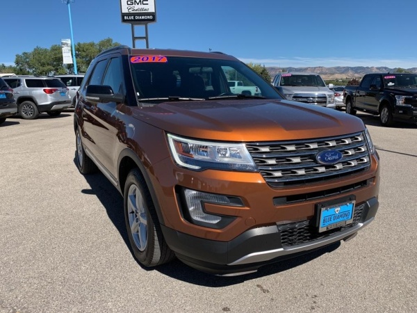 2017 Ford Explorer in Price, UT
