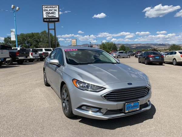 2017 Ford Fusion in Price, UT